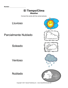 Spanish Weather 1