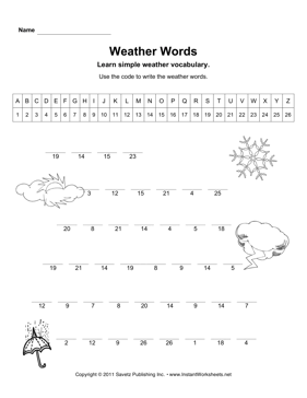 Worksheet Science Weather Worksheets science worksheets instant worksheets