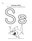 Coloring S