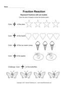 Fraction Reaction
