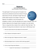 Neptune Comprehension