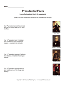 Presidential Facts 3
