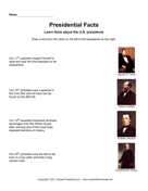Presidential Facts 5