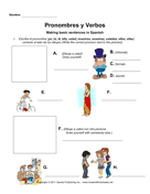 Spanish Basic Sentences